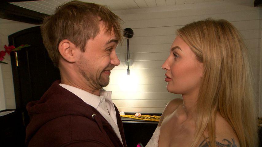 """Schmidti (Alexander Freund) und Jade (Laura Vetter) bei """"Berlin - Tag & Nacht"""""""