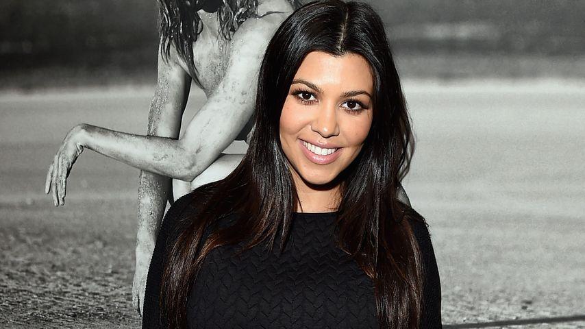 Kourtney Kardashian: Juhu, das dritte Baby ist da!