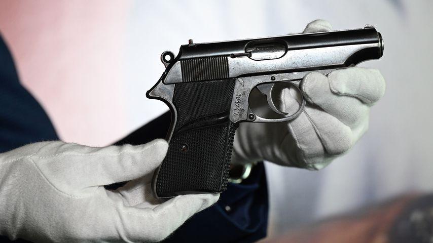 "Pistole aus dem Film ""James Bond – 007 jagt Dr. No"""