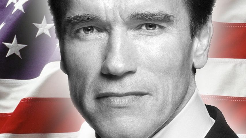 Arnold Schwarzenegger wäre gern Präsident geworden