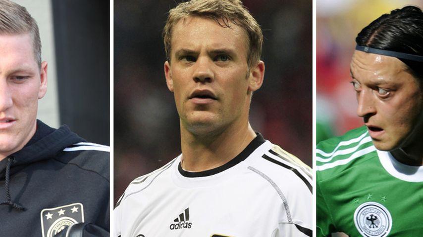 Ihr seid sicher: Deutschland wird Europameister!
