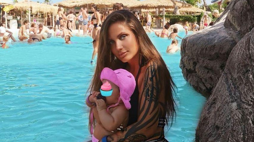 Schwesta Ewa mit Tochter Aaliya