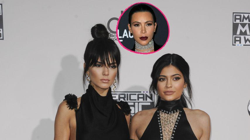 Schwestern-Streit: Zoff bei den Kardashians wegen Saint?