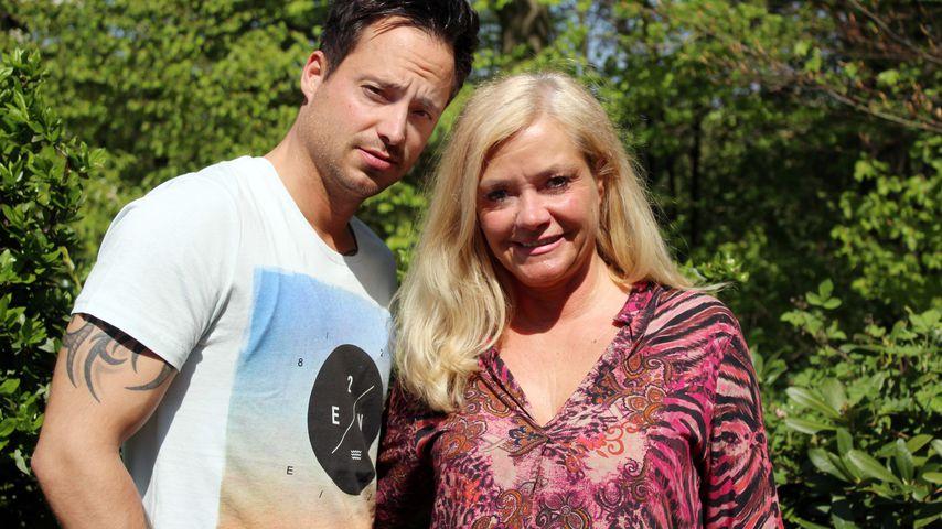 """Dennis und seine Mutter Carmen, """"Schwiegertochter gesucht"""" 2020"""