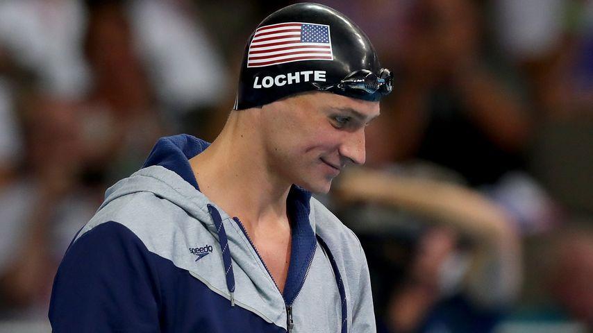 Schwimm-Star Ryan Lochte: Süße Olympia-Grüße von der Oma