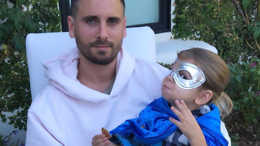 Dad-Shaming: Scott Disick für Sohn Reigns Haare kritisiert!