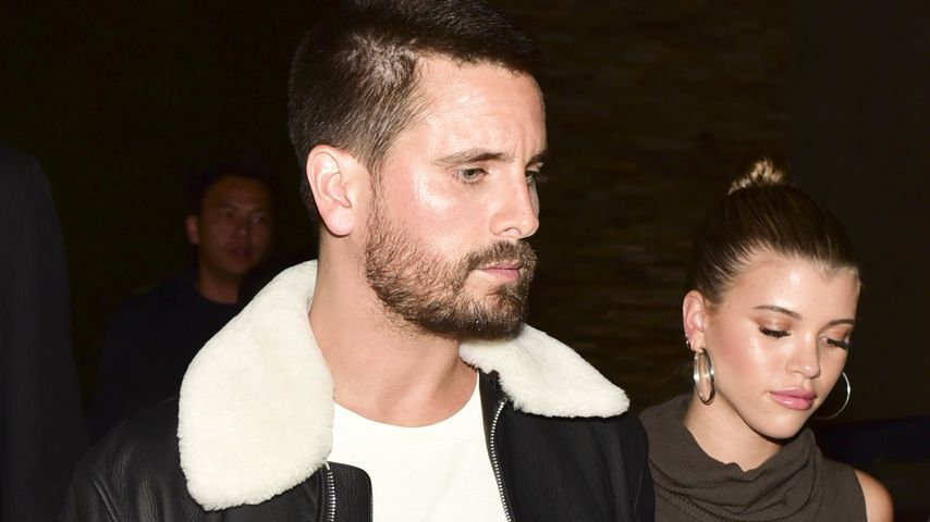 Scott Disick und Sofia Richie in Los Angeles
