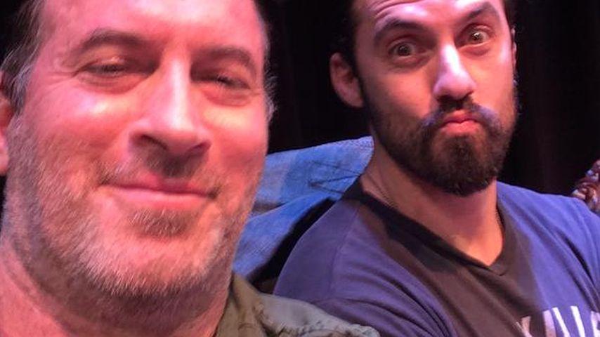 Milo Ventimiglia und Scott Patterson