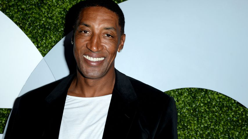 Scottie Pippen bei der GQ Men Of The Year Party 2014