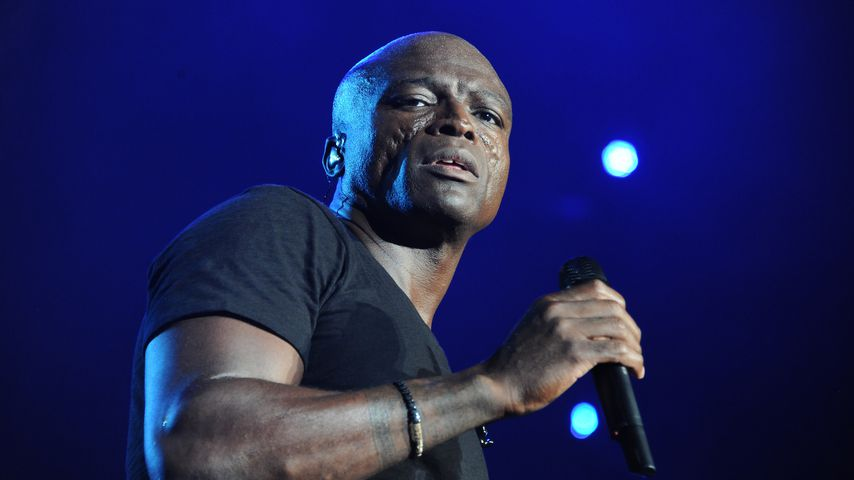 "Seal beim ""Rock in Rio""-Festival"