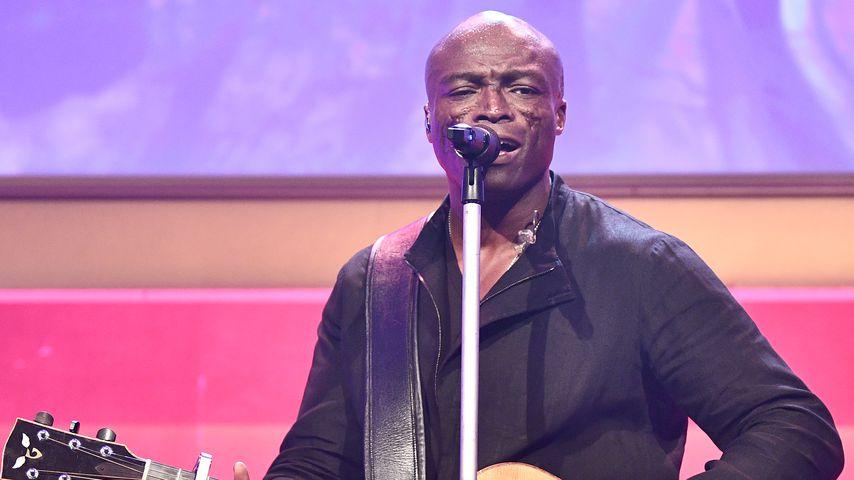 Seal bei einem Auftritt im Mai 2019