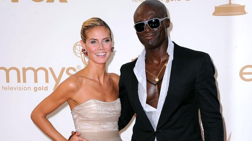 Gelübde-Wahn: Seal meckert über Ehe-Zirkus mit Heidi Klum