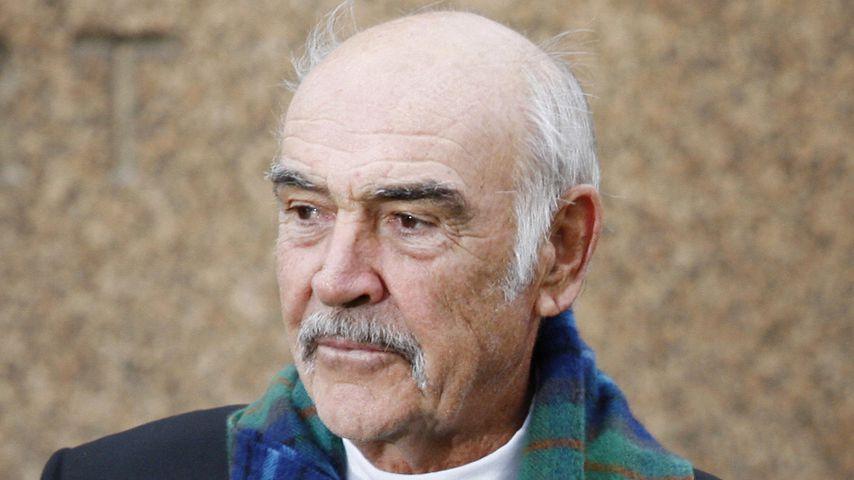 Sean Connery im Jahr 2008