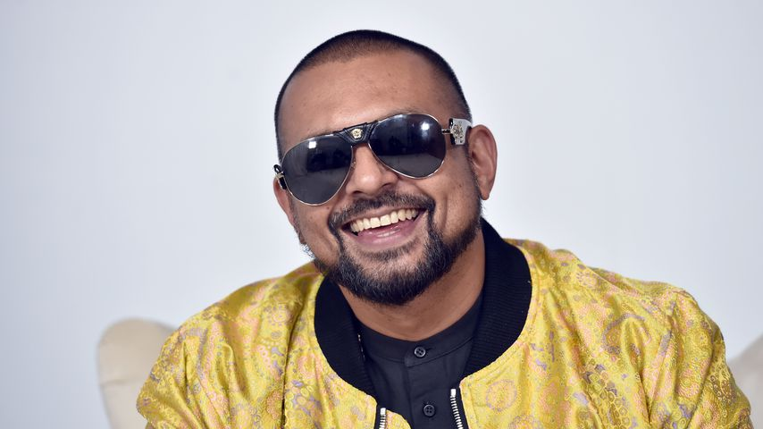 Sean Paul bei den Billboard Latin Music Awards in Las Vegas