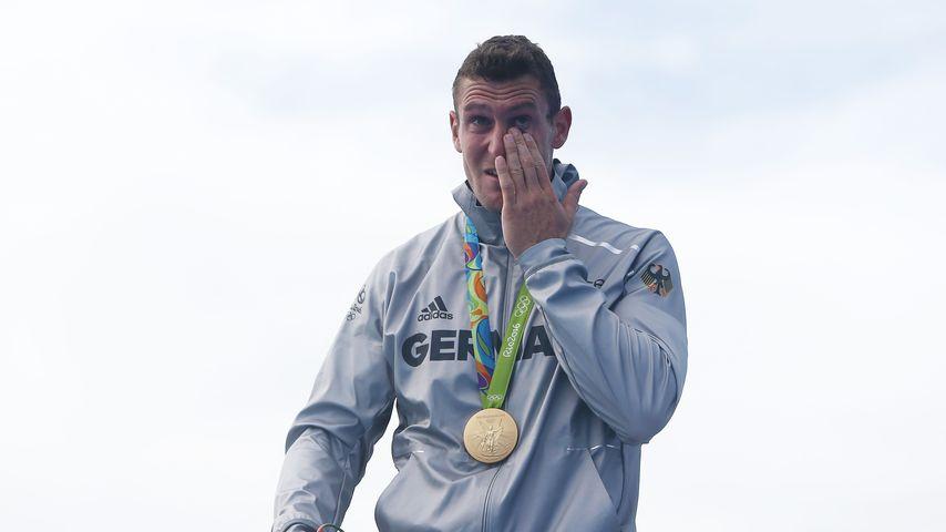 Tränen bei Olympia: Gold-Gewinner gedenkt totem Kanu-Trainer