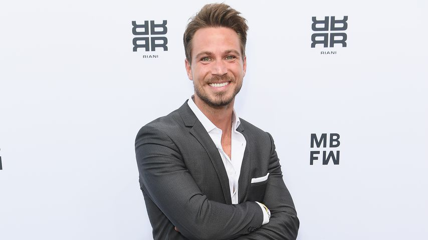 Sebastian Pannek im Juli 2018