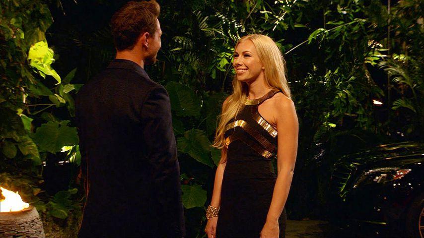 Sebastian Pannek und Janika in der ersten Nacht der Rosen