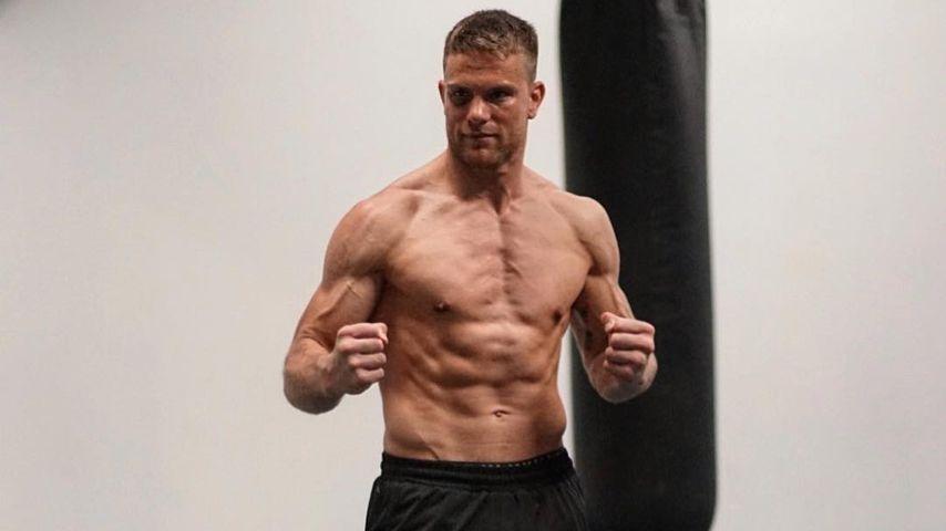Sebastian Preuss, Kickboxer
