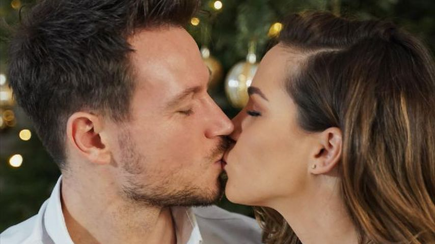 Sebastian und Angelina Pannek, Dezember 2020