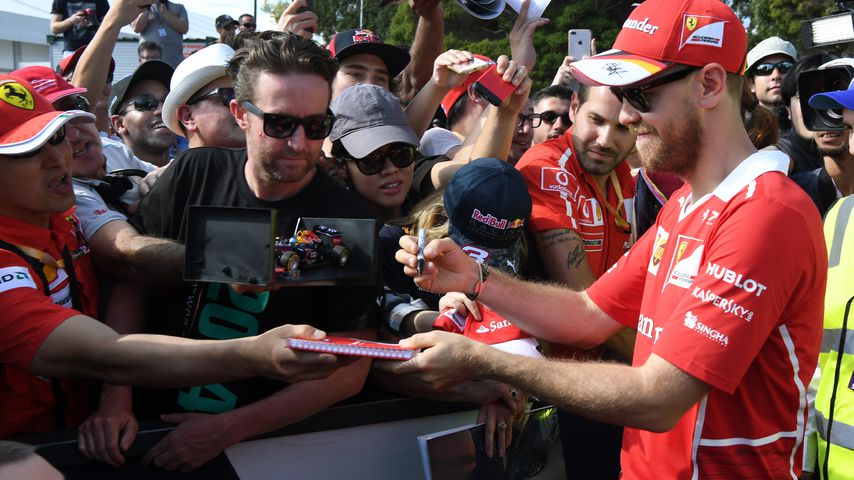 Sebastian Vettel, Rennfahrer