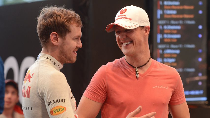 Sebastian Vettel: Mit neuer Frise zum Rennsieg?