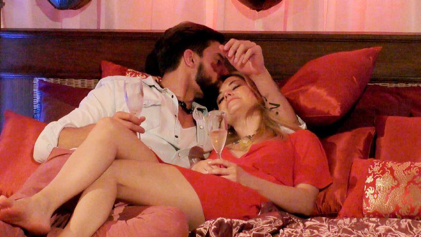 "Sebastian Fobe und Viola Kraus, ""Bachelor in Paradise""-Teilnehmer"