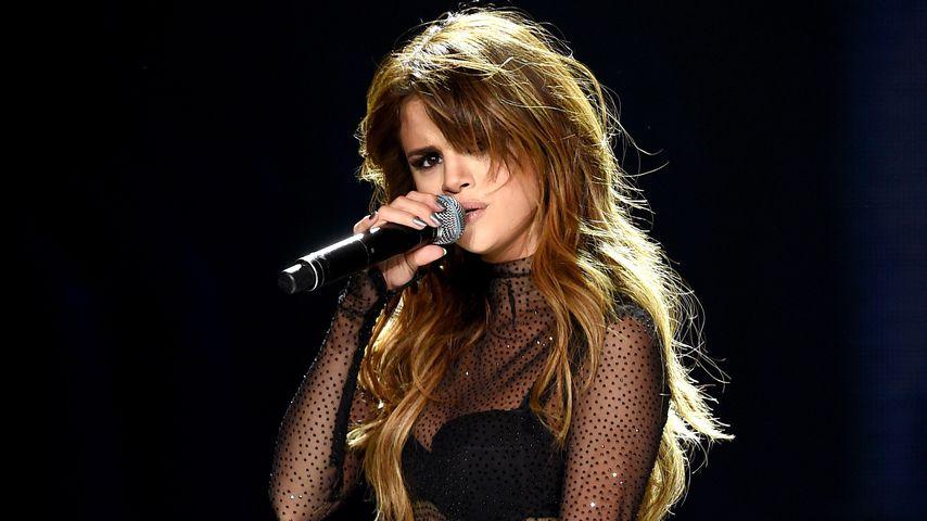 Zehn Kilo zugelegt: Selena Gomez ist mit sich im Reinen