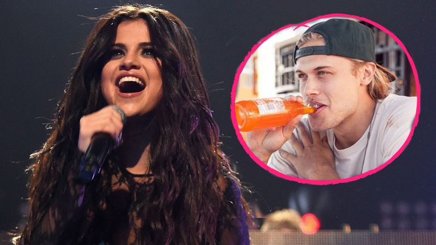 Hey, Justin! Dieses Männer-Model hat's Selena Gomez angetan