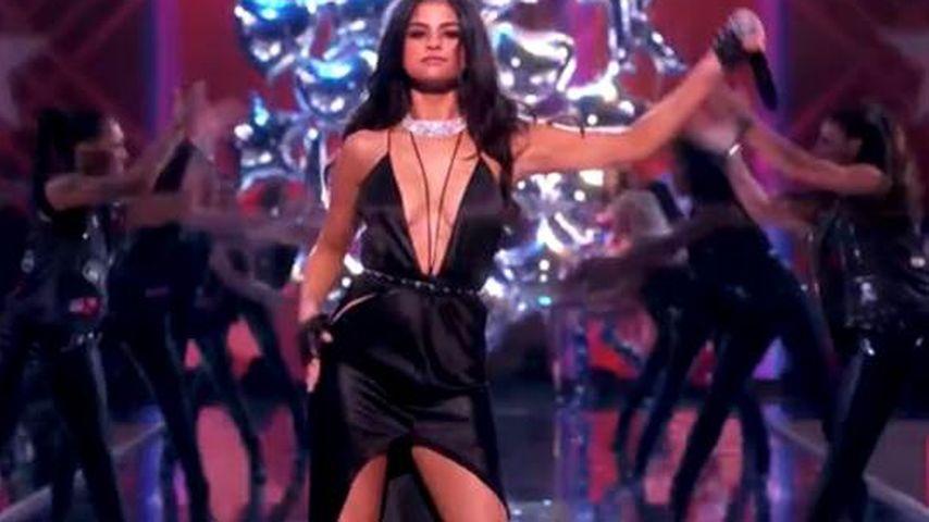 """Heiße Show: Selena Gomez & ihre """"Victoria's Secret""""-Girls"""