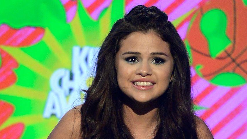 Selena Gomez bei den Kids' Choice Awards 2013
