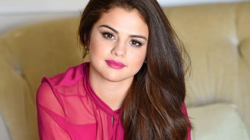 Selena Gomez beim Fotoshooting für SiriusXM