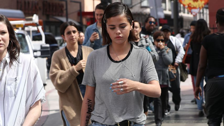 Selena Gomez in Los Angeles