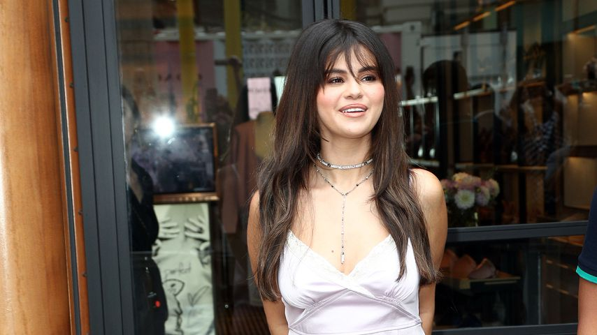 Selena Gomez in Los Angeles, September 2018