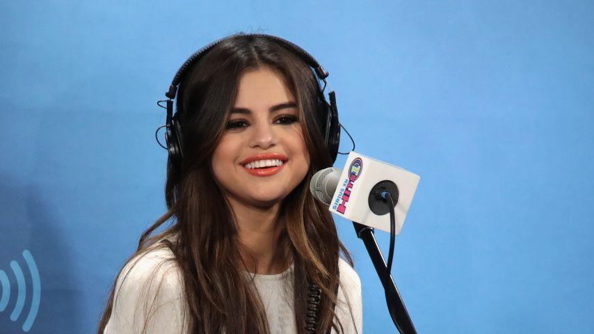 Selena Gomez in den SiriusXM Studios