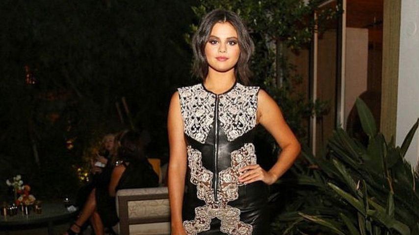 Schnipp schnapp: Selena Gomez trägt jetzt einen sexy Longbob