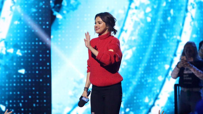 Selena Gomez' Retterin: So sehr litt sie unter der Nieren-OP