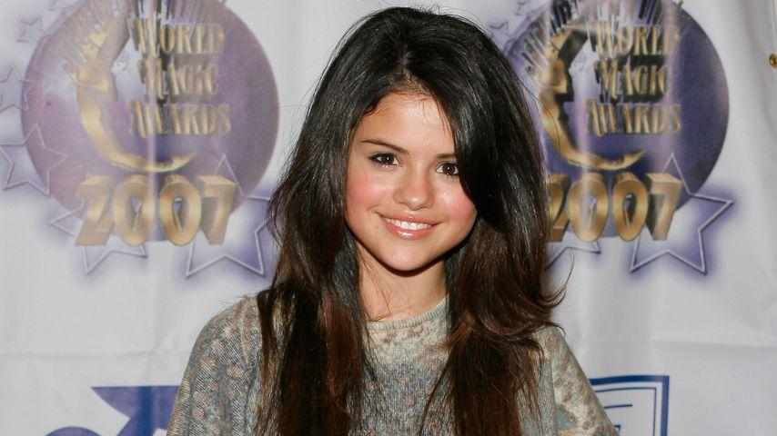 Selena Gomez bei den World Magic Awards, 2007