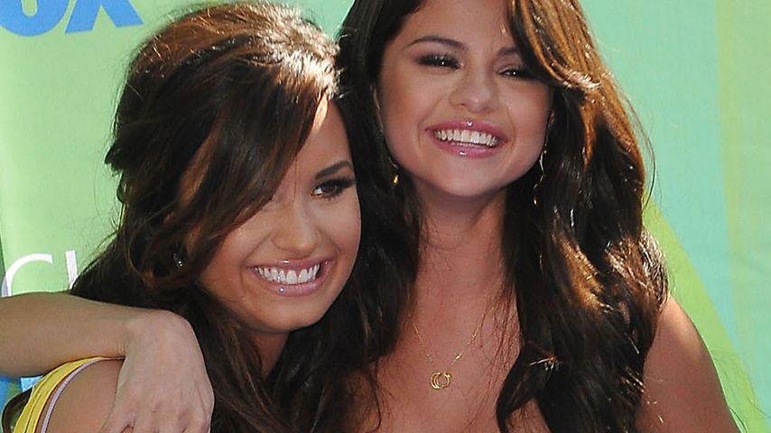 Immer noch Eiszeit bei Demi Lovato & Selena Gomez?