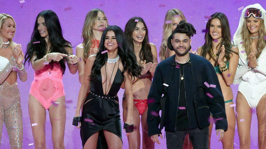 Liebes-Hammer? Selena Gomez knutscht mit The Weeknd!