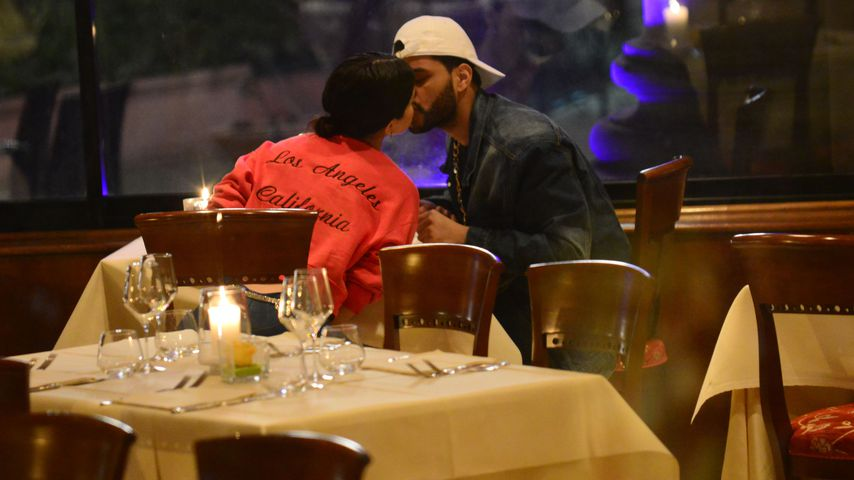 Heiße Küsse: Selena Gomez & The Weeknd zeigen ihre Liebe!