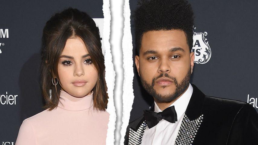 Nach 10 Monaten: Selena Gomez & The Weeknd trennen sich!