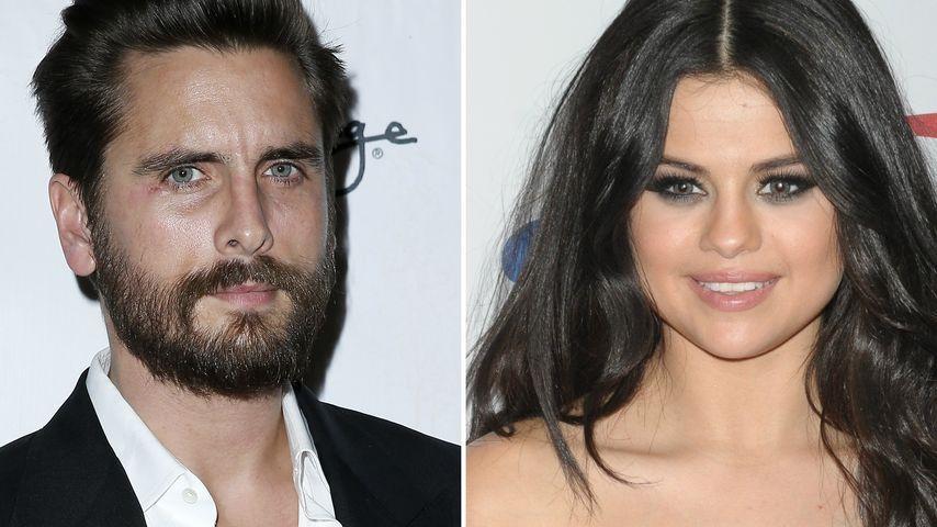 Rache an Kourtney: Scott Disick will Selena abschleppen