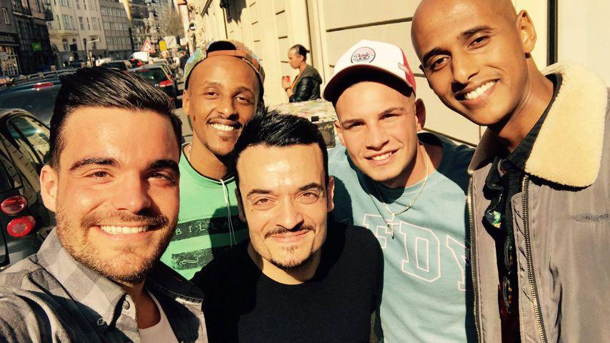 """Bro-Power bei """"Let's Dance"""": Pietro unterstützt Giovanni"""
