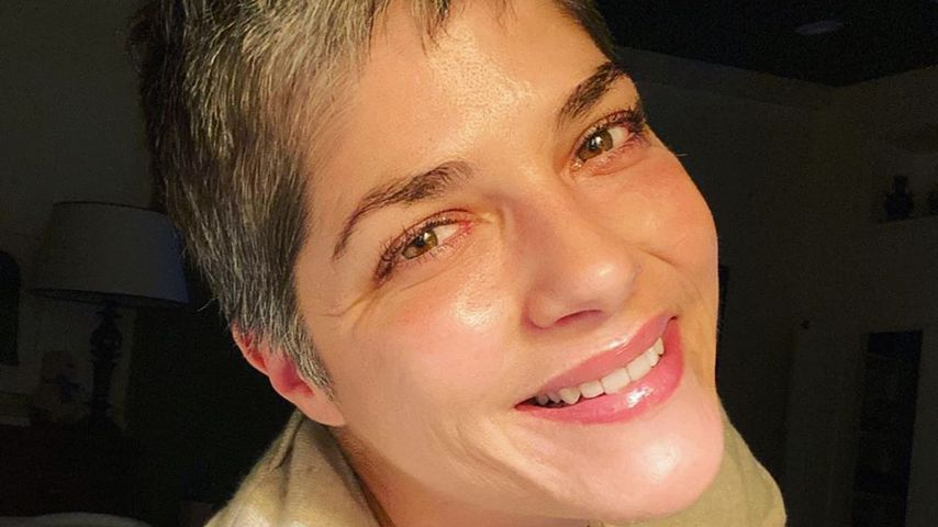 Selma Blair im April 2020
