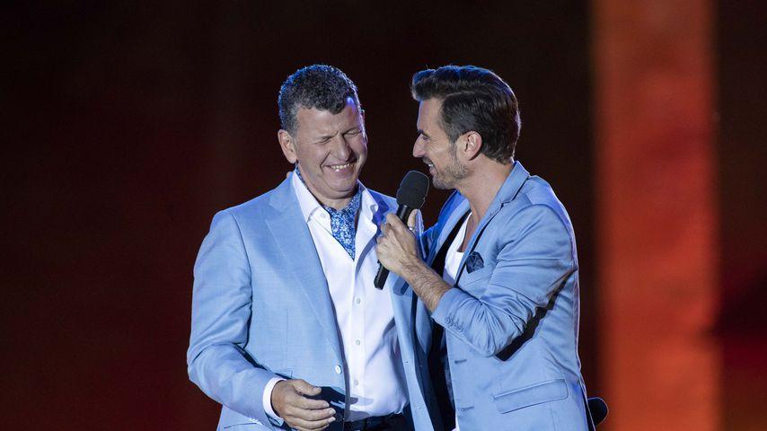 Playback-Panne bei Florian Silbereisens Show amüsiert Fans