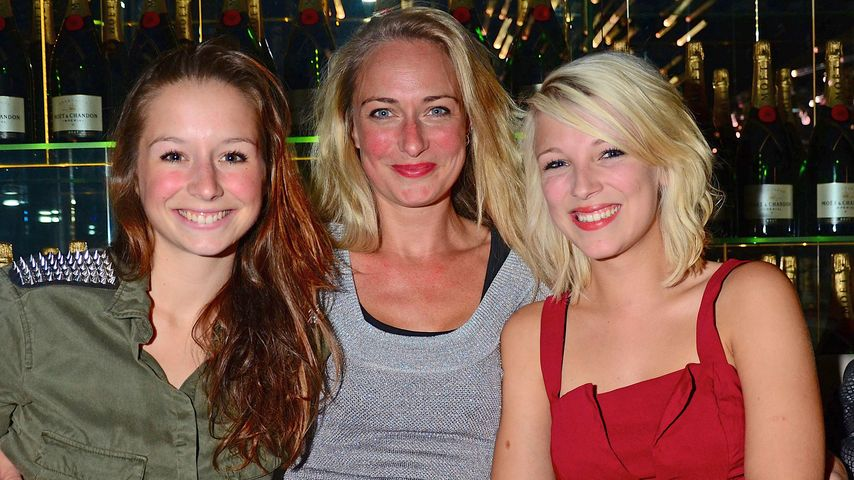 Eva Mona Rodekirchen, Iris Mareike Steen und Senta Sofia Delliponti