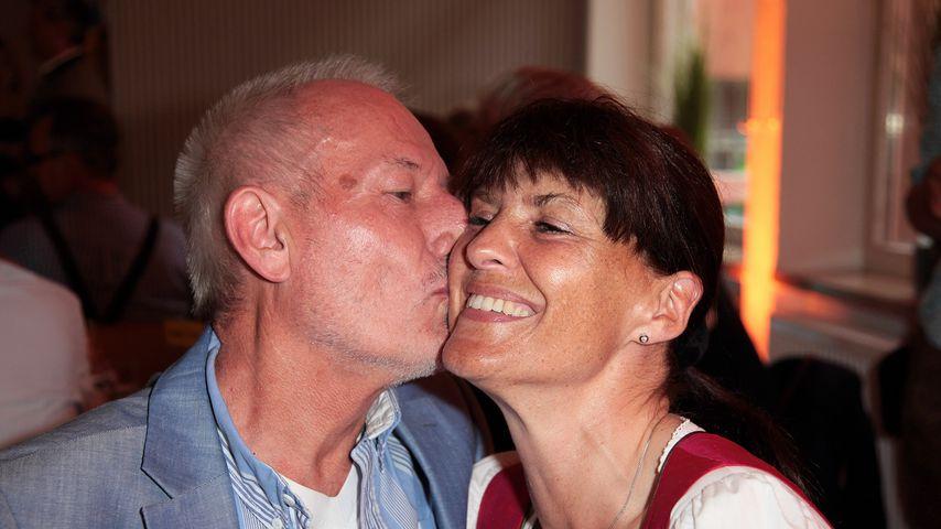 """Im """"Sturm der Liebe"""": Urgestein Sepp Schauer hat geheiratet!"""