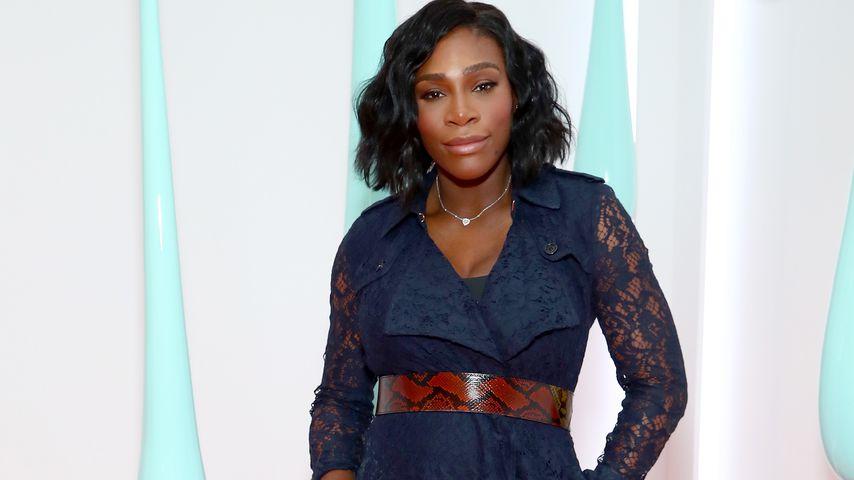 Serena Williams: Sie will Baby-Geschlecht nicht wissen!