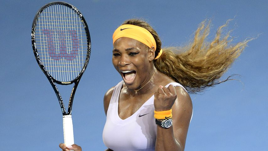 Serena Williams im Januar 2014