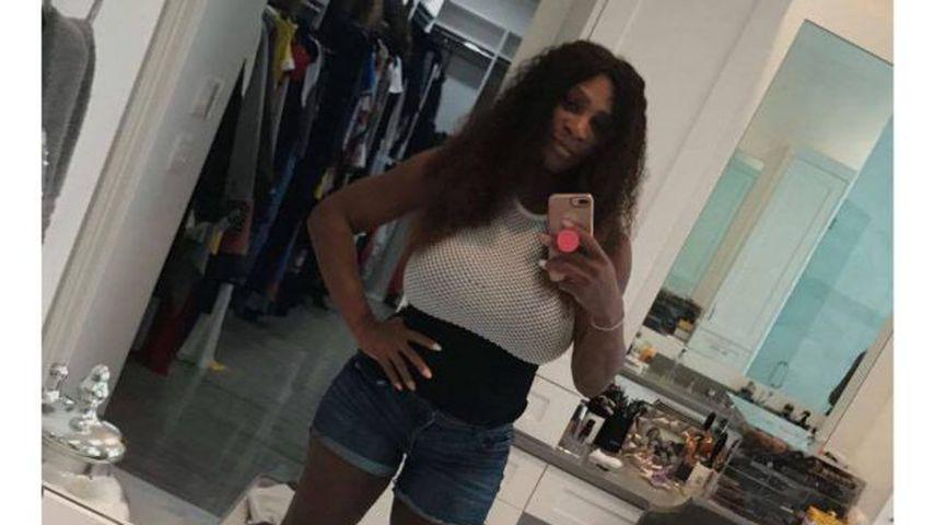 Serena Williams: Wow-Body nur 2 Wochen nach Geburt
